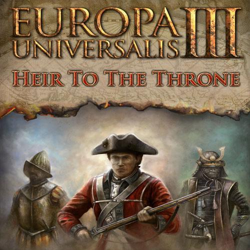 Europa Universalis 3 Heir to the Throne