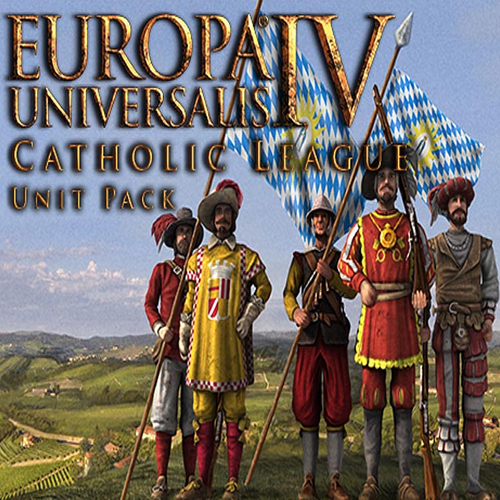 Europa Universalis 4 Catholic League Unit Pack