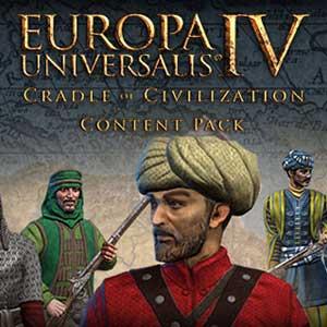 Europa Universalis 4 Cradle of Civilization Expansion