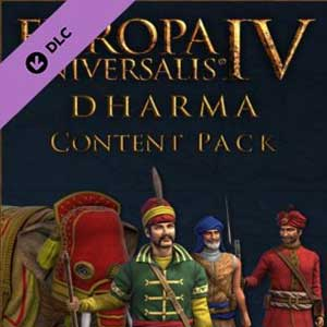 Europa Universalis 4 Dharma Content Pack