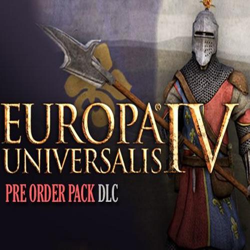 Acheter Europa Universalis 4 DLC Pre-Order Pack Clé Cd Comparateur Prix
