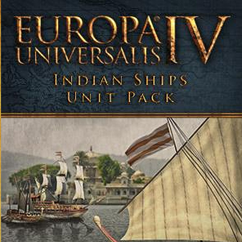 Europa Universalis 4 Indian Ships Unit Pack
