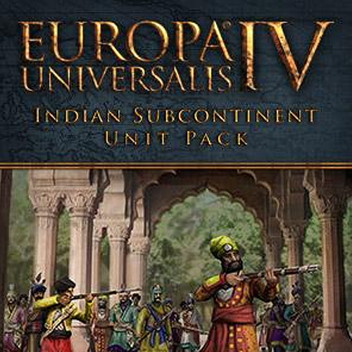 Acheter Europa Universalis 4 Indian Subcontinent Unit Pack Clé Cd Comparateur Prix