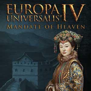Europa Universalis 4 Mandate of Heaven