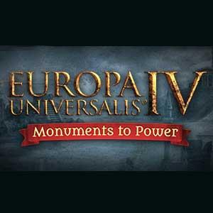 Europa Universalis 4 Monuments to Power