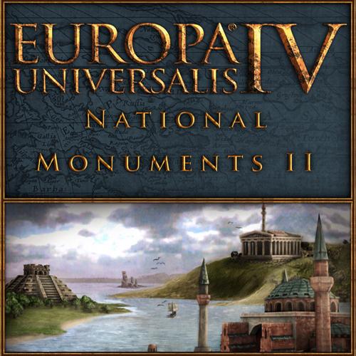 Acheter Europa Universalis 4 National Monuments 2 Clé Cd Comparateur Prix