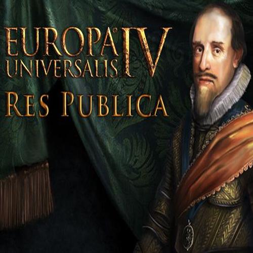 Acheter Europa Universalis 4 Res Publica Expansion Clé Cd Comparateur Prix