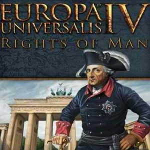 Acheter Europa Universalis 4 Rights of Man Clé Cd Comparateur Prix