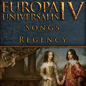Acheter Europa Universalis 4 Songs of Regency Pack Clé Cd Comparateur Prix