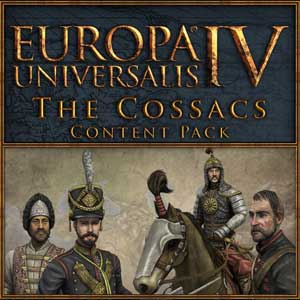 Acheter Europa Universalis 4 The Cossacks Content Pack Clé Cd Comparateur Prix