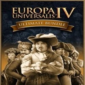 Acheter Europa Universalis 4 Ultimate Bundle Clé CD Comparateur Prix