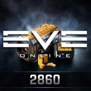 EVE Online 2860 Plex