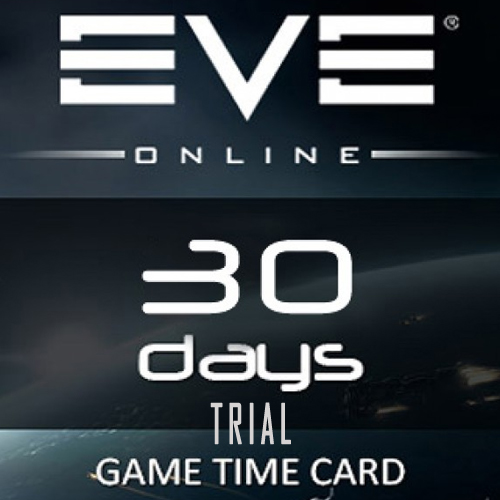 Acheter EVE Online 30 Jours Trial Gamecard Code Comparateur Prix
