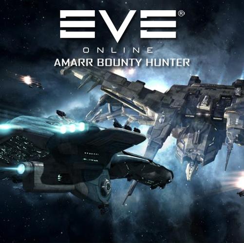 Eve Online Amarr Bounty Hunter