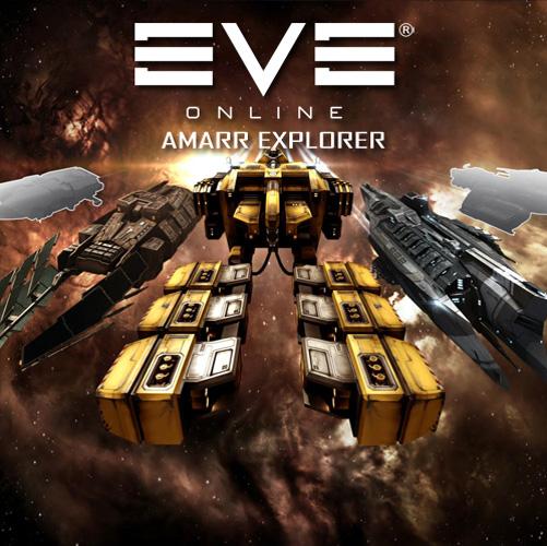 Acheter Eve Online Amarr Explorer Clé Cd Comparateur Prix