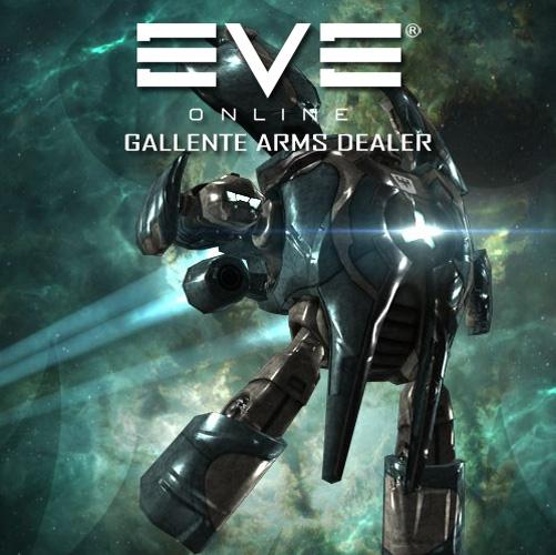 EVE Online Gallente Arms Dealer