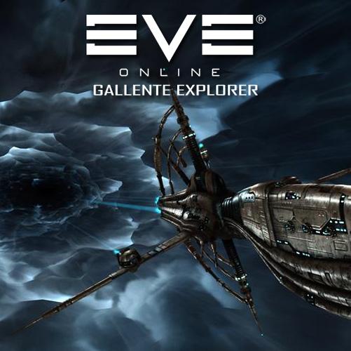 Acheter EVE Online Gallente Explorer Clé Cd Comparateur Prix