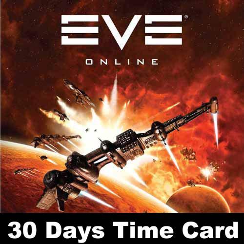 Acheter carte prépayée EVE Online 30 jours Comparateur Prix
