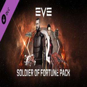 Acheter EVE Online Soldier of Fortune Pack Clé CD Comparateur Prix