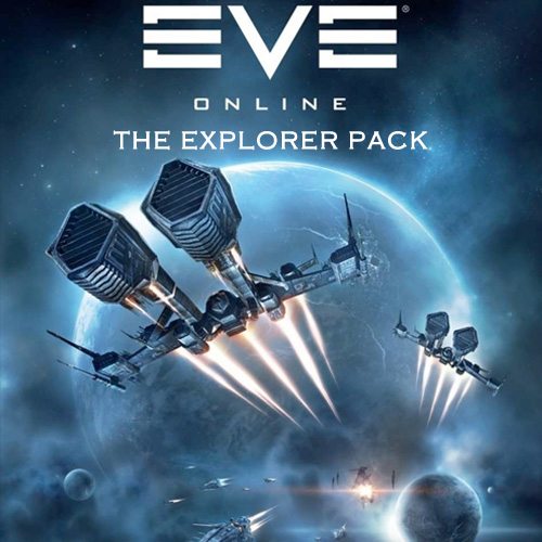 Acheter Eve Online The Explorer Pack Clé Cd Comparateur Prix