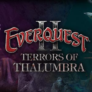 Acheter EverQuest 2 Terrors of Thalumbra Clé Cd Comparateur Prix