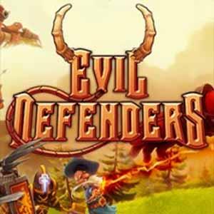 Acheter Evil Defenders Clé Cd Comparateur Prix