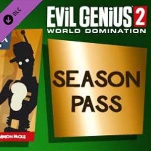 Acheter Evil Genius 2 Season Pass Clé CD Comparateur Prix