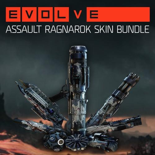 Evolve Assault Ragnarok Skin Pack