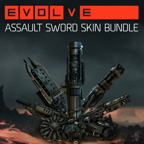 Acheter Evolve Assault Sword Skin Pack Clé Cd Comparateur Prix