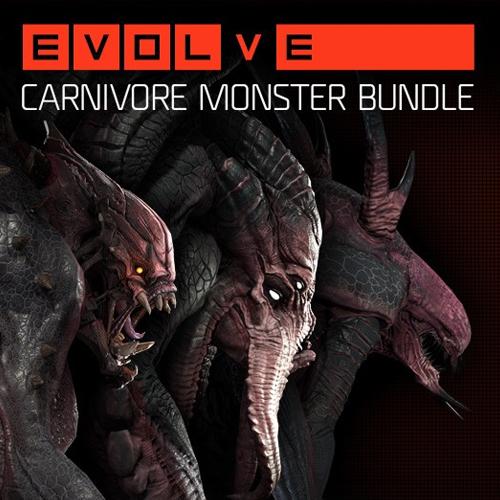 Acheter Evolve Carnivore Monster Skin Pack Clé Cd Comparateur Prix