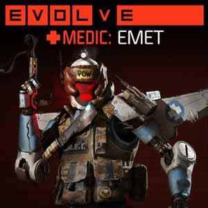 Evolve Emet Hunter