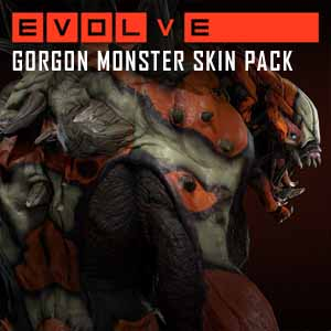 Evolve Gorgon Monster Skin Pack