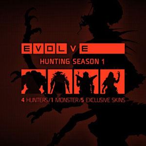 Evolve Hunting Season 1