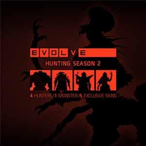 Acheter Evolve Hunting Season 2 Clé Cd Comparateur Prix