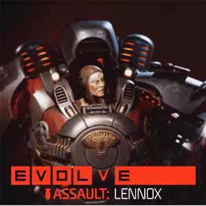Evolve Lennox Hunter