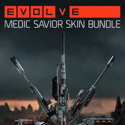 Acheter Evolve Medic Savior Skin Pack Clé Cd Comparateur Prix
