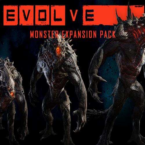 Evolve Monster Expansion Pack