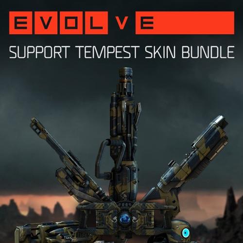 Acheter Evolve Support Tempest Skin Pack Clé Cd Comparateur Prix