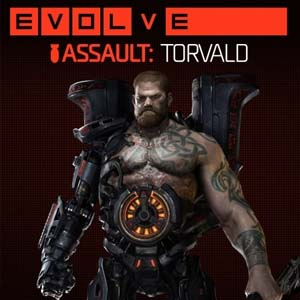Evolve Torvald (Fourth Assault Hunter)
