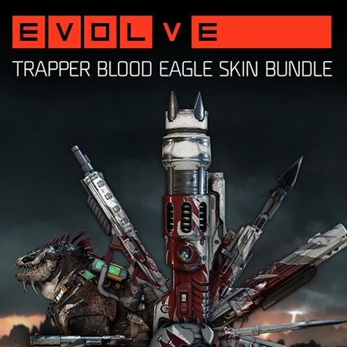 Acheter Evolve Trapper Blood Eagle Skin Pack Clé Cd Comparateur Prix