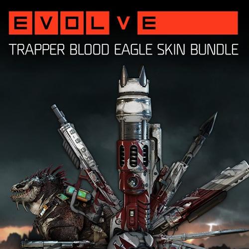 Evolve Trapper Blood Eagle Skin Pack
