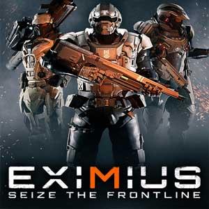 Acheter Eximius Seize the Frontline Clé CD Comparateur Prix