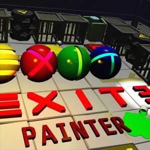 EXIT 3 Painter