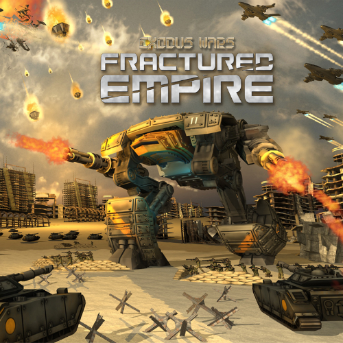 Exodus Wars Fractured Empire