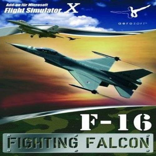 Acheter F-16 Fighting Falcon Flight Simulator X Addon Clé Cd Comparateur Prix