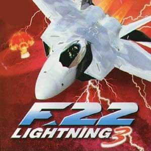 Acheter F-22 Lightning 3 Clé Cd Comparateur Prix