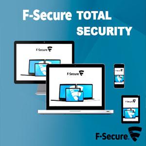 Acheter F-Secure Total 2020 Clé CD au meilleur prix
