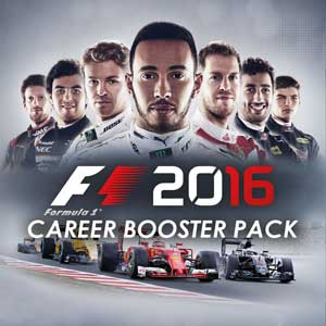 Acheter F1 2016 Career Booster Pack Clé Cd Comparateur Prix