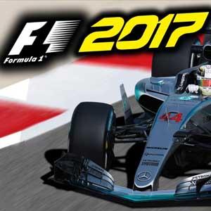 Acheter F1 2017 Xbox One Code Comparateur Prix