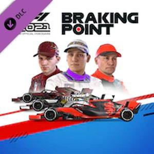 Acheter F1 2021 Braking Point Content Pack Clé CD Comparateur Prix